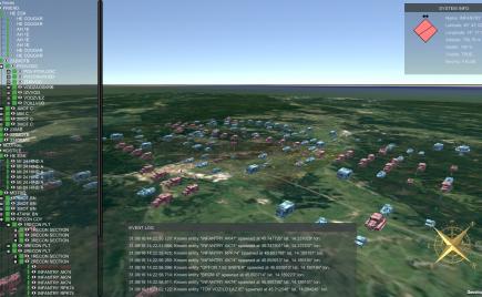 JCATS Visualization
