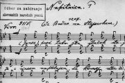 Folk song segmentation and transcription