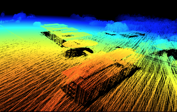 Point Cloud Visualisation